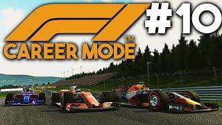 LEAGUE RACING STRATS?! - F1 2017 Career Mode #10