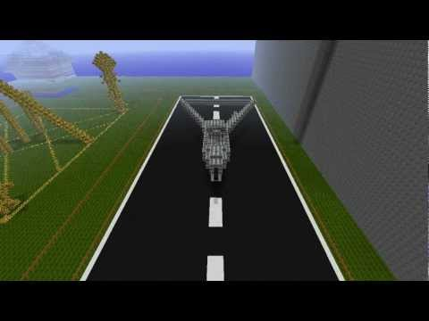#Minecraft: JET SPEED BUILD & AWESOME STORY!
