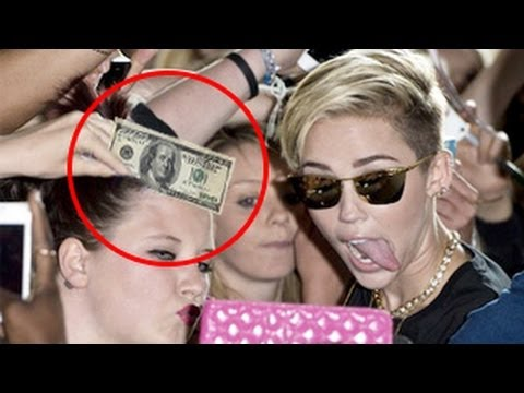 Now you can meet miley cyrus if you are willing to spend a lot of now you can meet miley cyrus if you are willing to spend a lot of money m4hsunfo