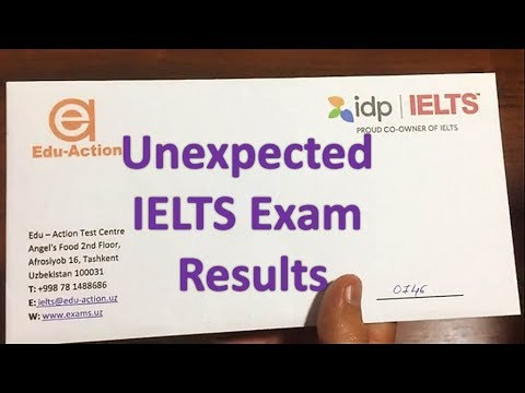 My IELTS Exam Experience in Uzbekistan - Watch Till The End & You'll Be  Surprised!