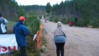 Aviemore Sled Dog Rally 2006