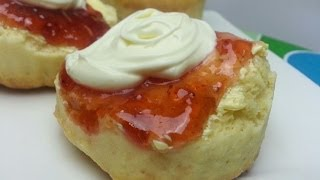 How To Make Fluffy Scones