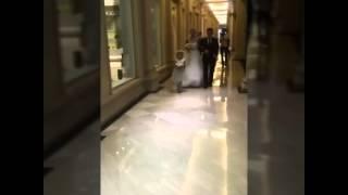 Свадьба Елены Весниной