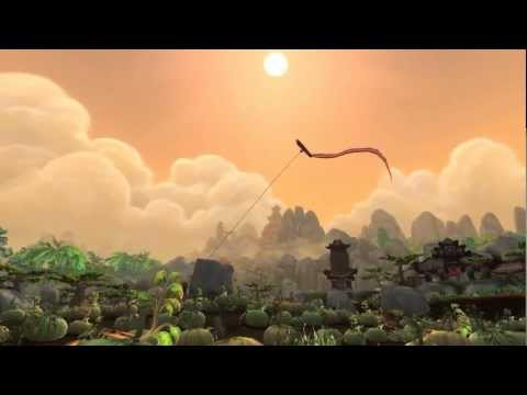 Mists of Pandaria - Die Wandernde Insel (Presse Event)