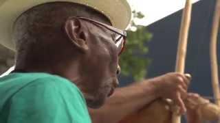 Capoeira Angola: Mestre Ananias na Roda do Cais do Valongo