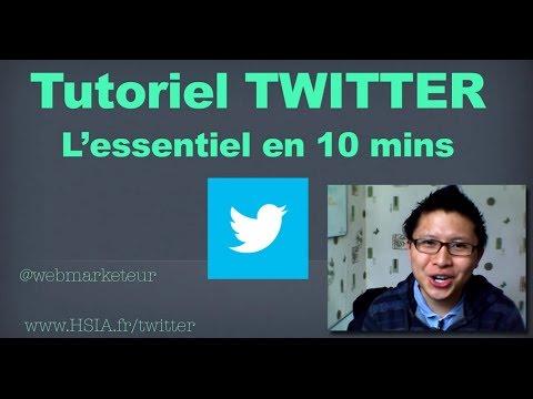 Guide Twitter pour débutants