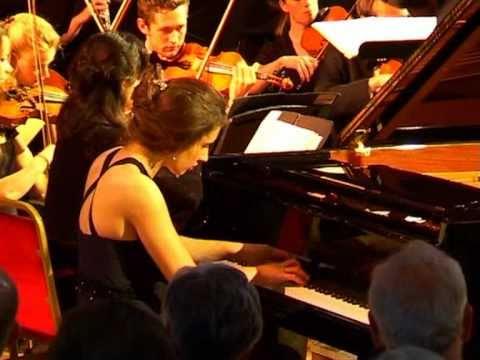 Evelyne Berezovsky, London 2009, Mendelssohn Concerto