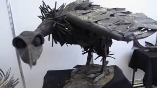 видео Художественная ковка: использование металла в современном интерьере