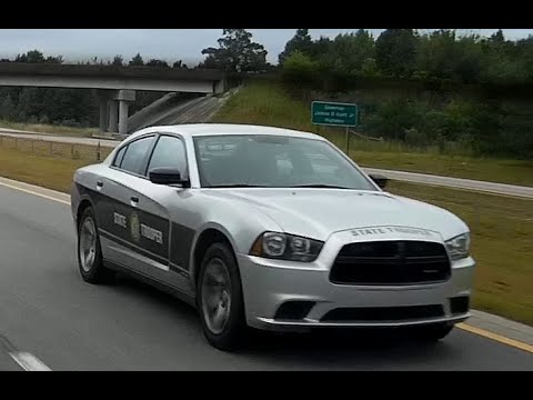 "North Carolina State Highway Patrol ""SHP-559"" Caught Speeding ...Again! Speeding Cops"