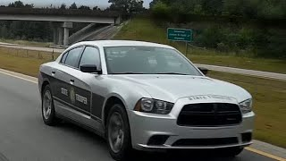 "North Carolina State Highway Patrol ""SHP-559"" Caught Speeding ...Again!"