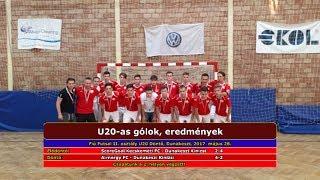 U20-as Országos Final Four (Dunakeszi, 2017.05.28, összefoglaló)