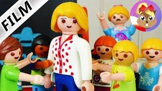 Playmobil Film polski   MAMA NOWĄ NAUCZYCIELKĄ w klasie Hani! Najlepsza nauczycielka na świecie?