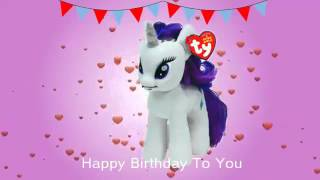Happy Birthday Song My little Pony  Nursery Rhymes for Kids