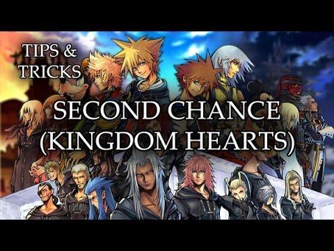 Tips & Tricks - Second Chance (Kingdom Hearts) - RPG Maker MV