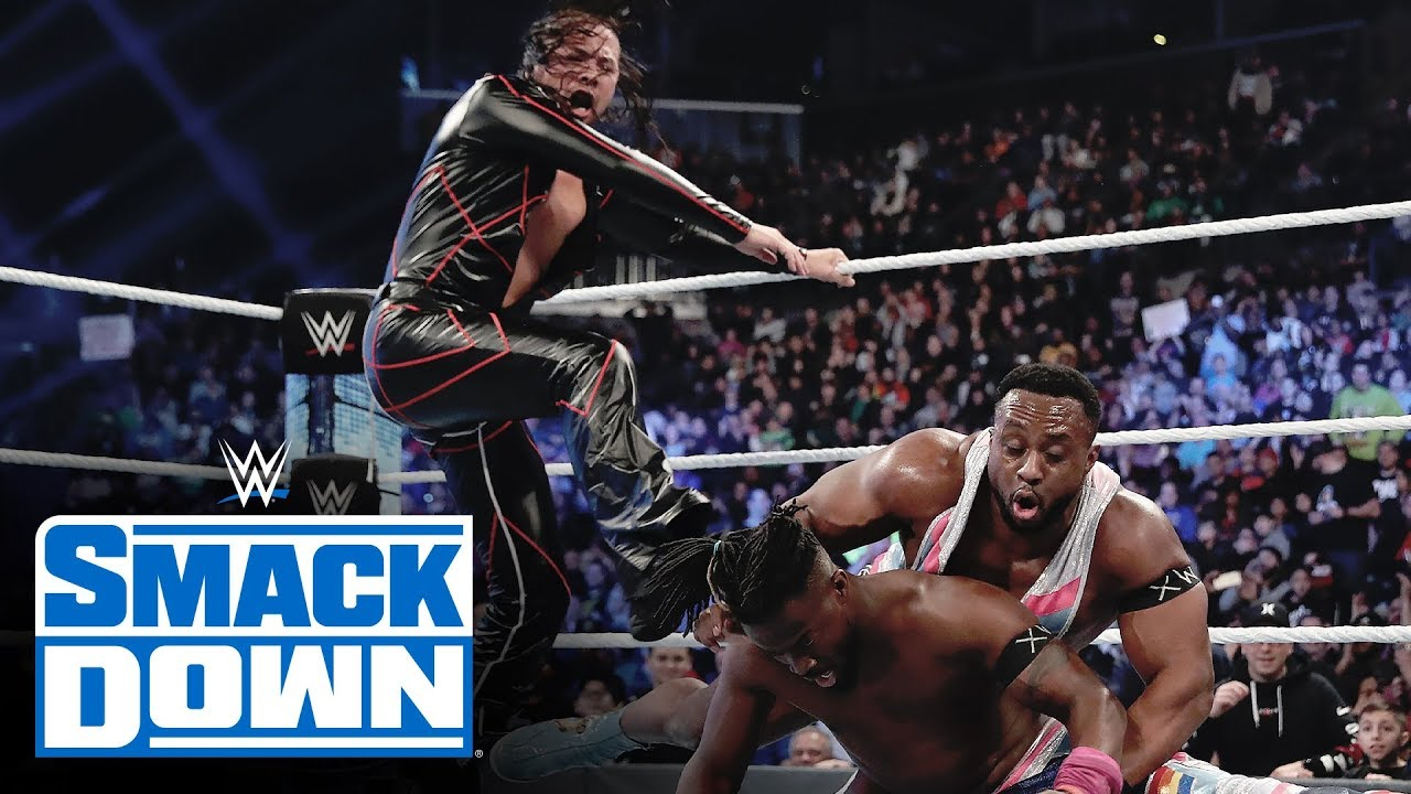 The New Day vs. Shinsuke Nakamura & Cesaro: SmackDown, Dec. 20, 2019