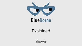 """Armis labs has identified a new attack vector called """"BlueBorne."""" F..."""