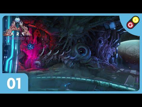 ARK : Survival Evolved - Genesis 2 #01 On découvre le DLC ! [FR]
