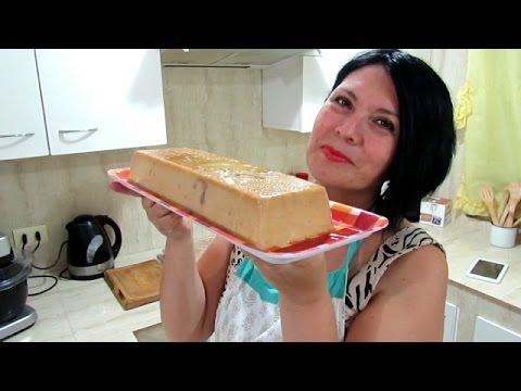 BUDIN DE PAN SIN HORNO!!! - Silvana Cocina