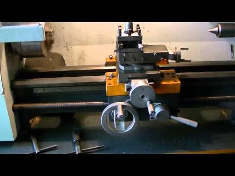 Токарный станок FDB Maschinen Turner 250x550, краткий видеообзор