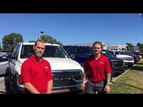 Only at Canandaigua Chrysler RAM: Lifetime Powertrain Warranty!