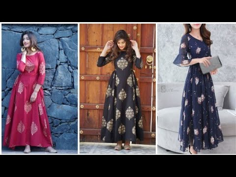 Download Latest Maxi dresses for summer wear 2019 ||  indian fashion fix 2019