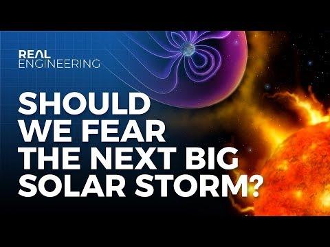 Should We Fear The Next Big Solar Storm