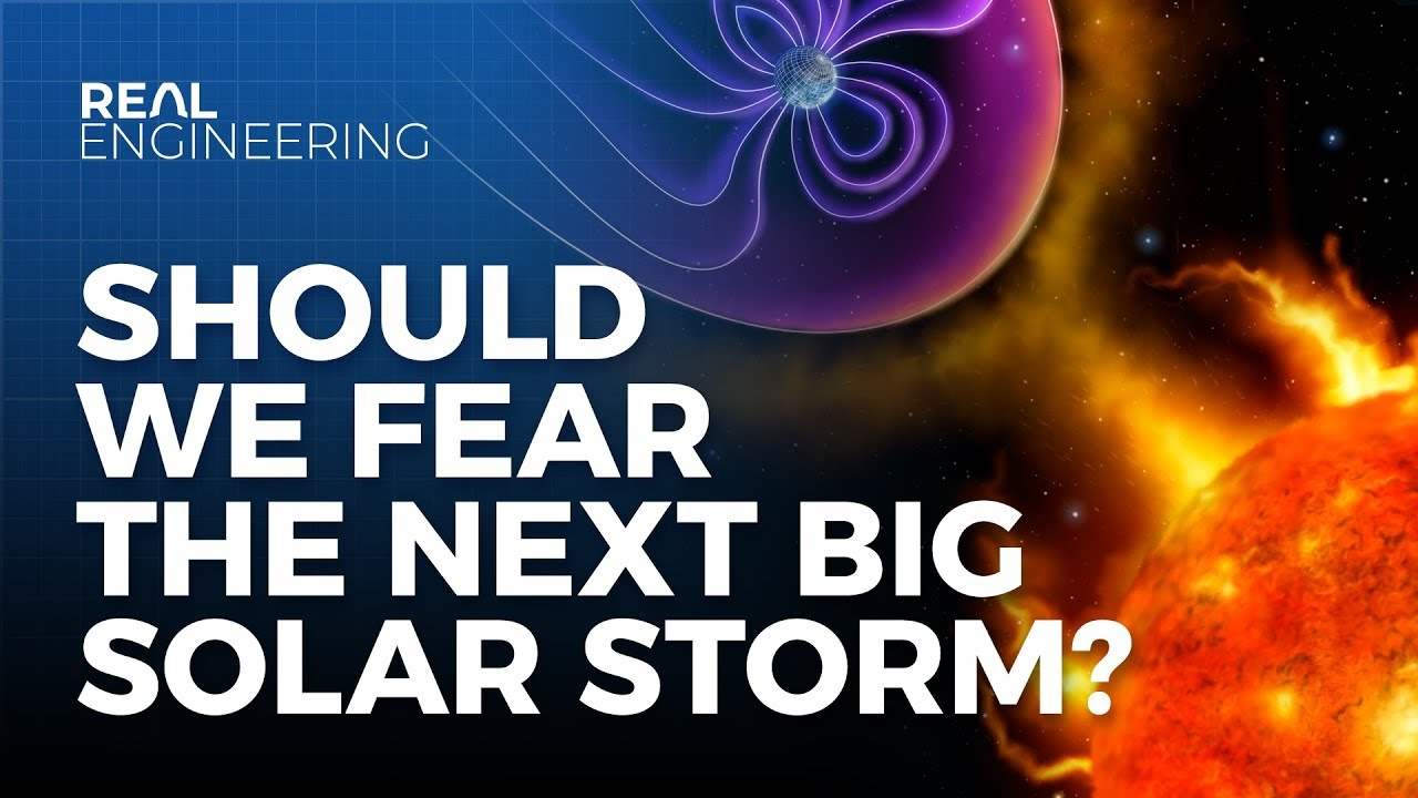 Should We Fear The Next Big Solar Storm - **Explained  #CoronalMassEjection