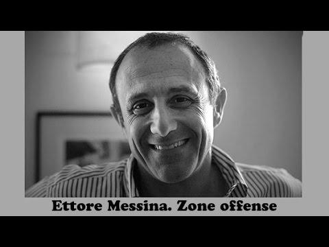 ETTORE MESSINA Zone offense