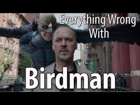Download Youtube: Everything Wrong With Birdman In 13 Minutes Or Less