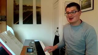 Skipton Virtual Choir Warm Ups