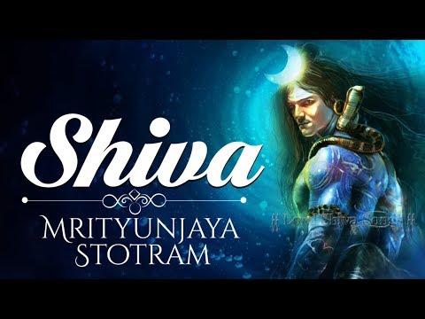 Shiva Mrityunjaya Stotram | Rudram Pasupathim Sthanum | Most Powerful Shiva Stotram