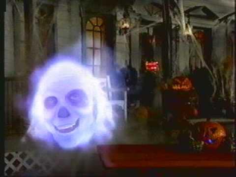 Disney Channel HA HA Haunted Halloween Ghost Host Heady #1 Mansion ...