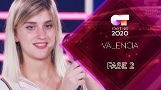 OT CASTING VALENCIA | FASE 2 | OT 2020