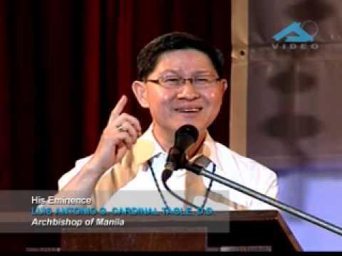 FRC - Special - His Eminence Luis Antonio G. Cardinal Tagle, D.D. - 22 June 2013