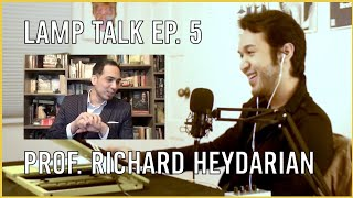 On China, Trump, Populism and Geopolitics: Heydarian interview with Lamp Talk