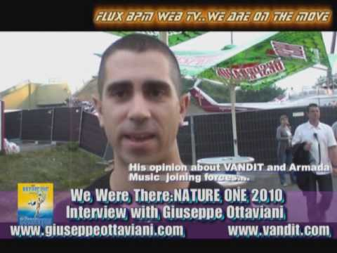 Interview wih Giuseppe Ottaviani at Nature One 2010