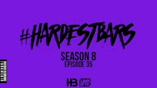 Wretch 32, Dave, Poundz, Coinz, Not3s   Hardest Bars S8 EP 35   Link Up TV