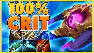 *100% CRIT* THE FUNNIEST ANIMATION IN LEAGUE OF LEGENDS - BunnyFuFuu