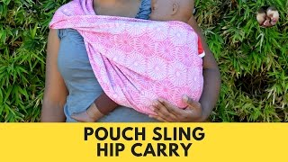 Pouch Sling Carry