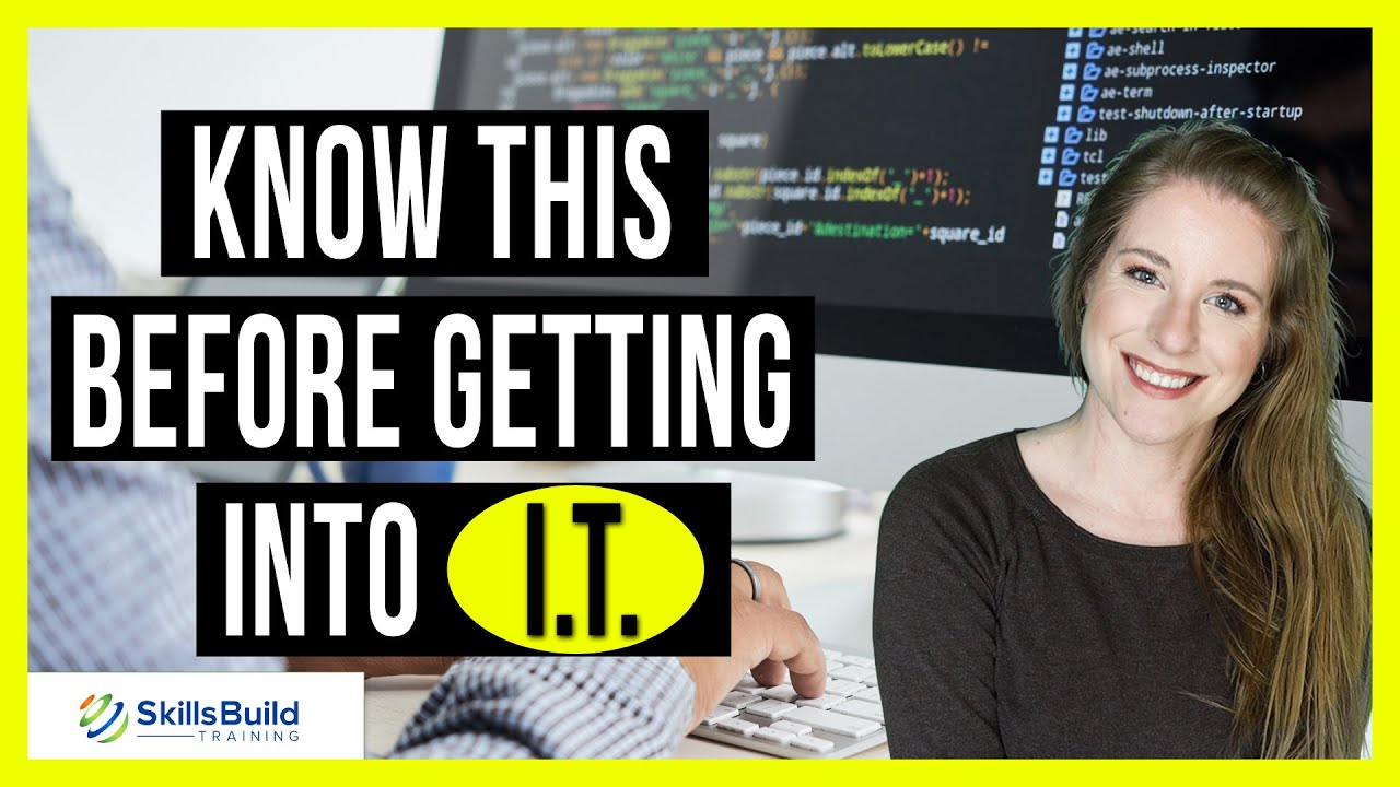 ❗10 Things You MUST KNOW Before Getting Into I.T. - Information Technology