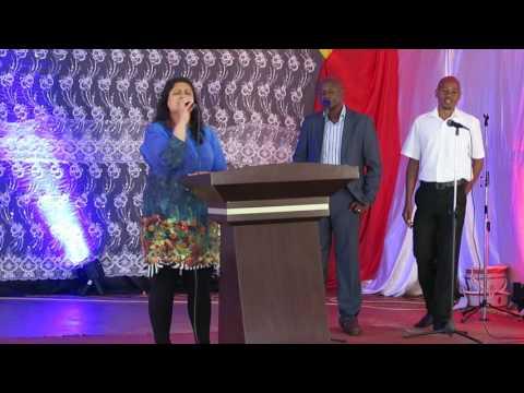 Rachel & Gabby | Singing in Kampala, Uganda