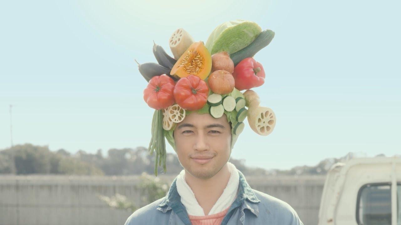 斎藤工、CMで\u201c野菜男\u201dに 日清食品『カップヌードルライトプラス』TVCM , YouTube