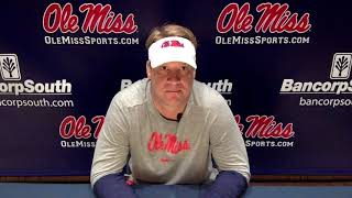 Football - Lane Kiffin Interview (04-20-21)
