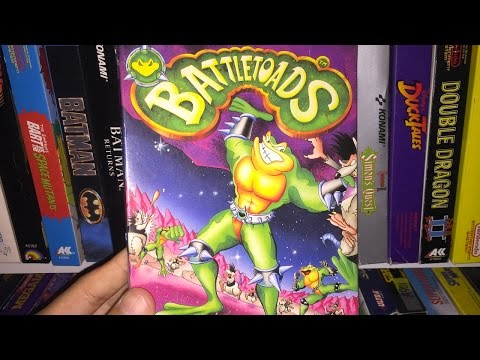 Battletoads (NES) James & Mike Mondays