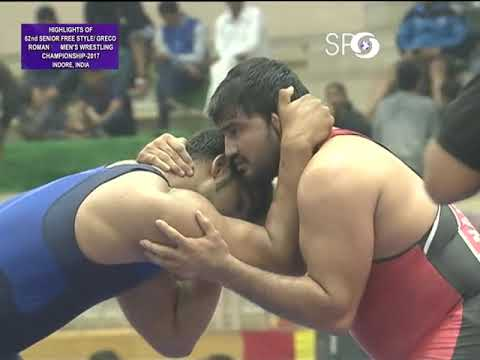 Greco Roman Men's Wrestling - 2017