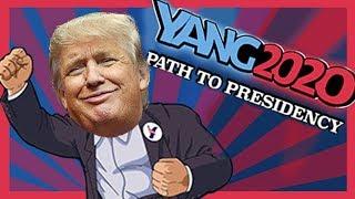 Trump Plays: Yang2020 Path To Presidency