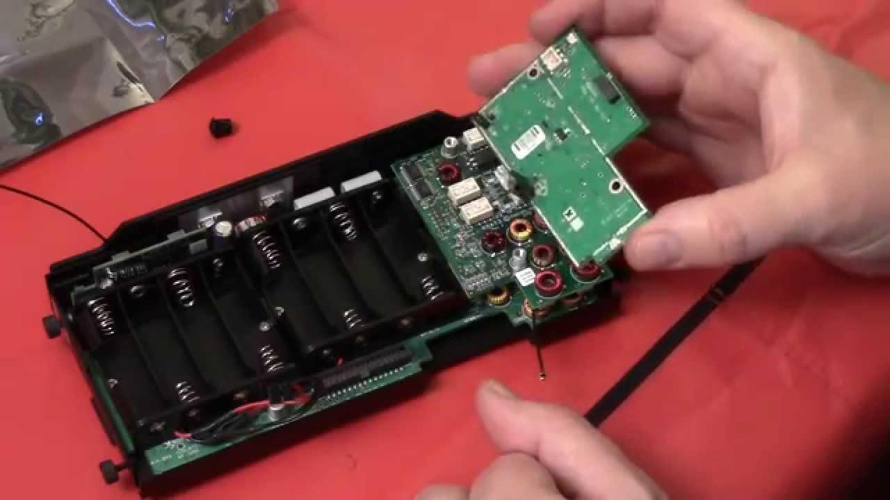 Execraft KX3 2 Meter Transverter Install