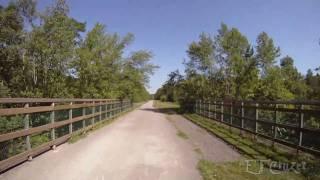 Panhandle Trail, Walkers Mill to Burgettstown Pa.
