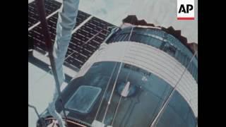 Skylab-4 EVA vom 03.02.1974