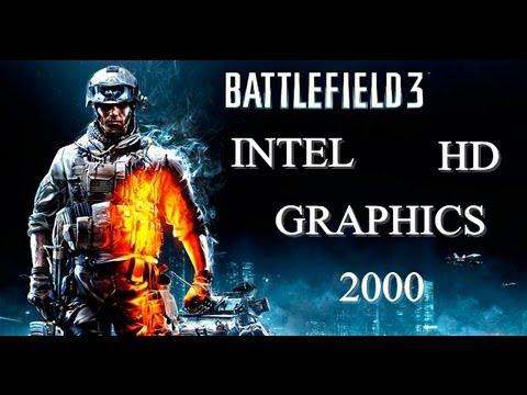 Intel HD Graphics 2000: Battlefield 3 - YouTube